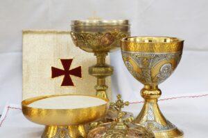 Grüße zur Erstkommunion