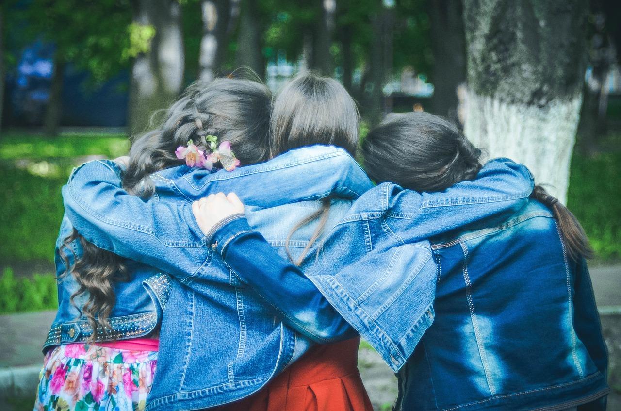 Grüße an Freunde