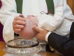 Grüße zur Taufe