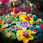 Geburtstagswünsche zum 18