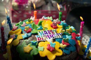18-Geburtstag