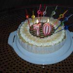 Geburtstagswünsche zum 70