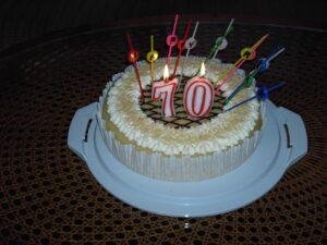 70-Geburtstag