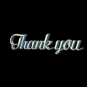Dankessprüche und Danksagungen