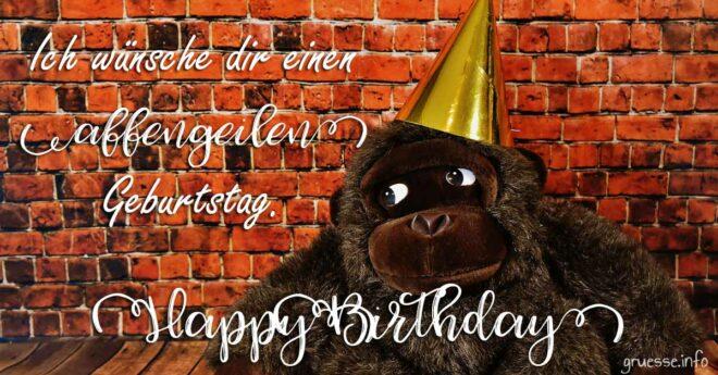 Ich wünsche dir einen <em>affengeilen</em> Geburtstag. Happy Birthday!&#8220; width=&#8220;628&#8243; height=&#8220;328&#8243; class=&#8220;alignnone size-large wp-image-1127&#8243; /></p><blockquote><p>Ich wünsche dir einen <em>affengeilen</em> Geburtstag. Happy Birthday!</p></blockquote><p><img src=
