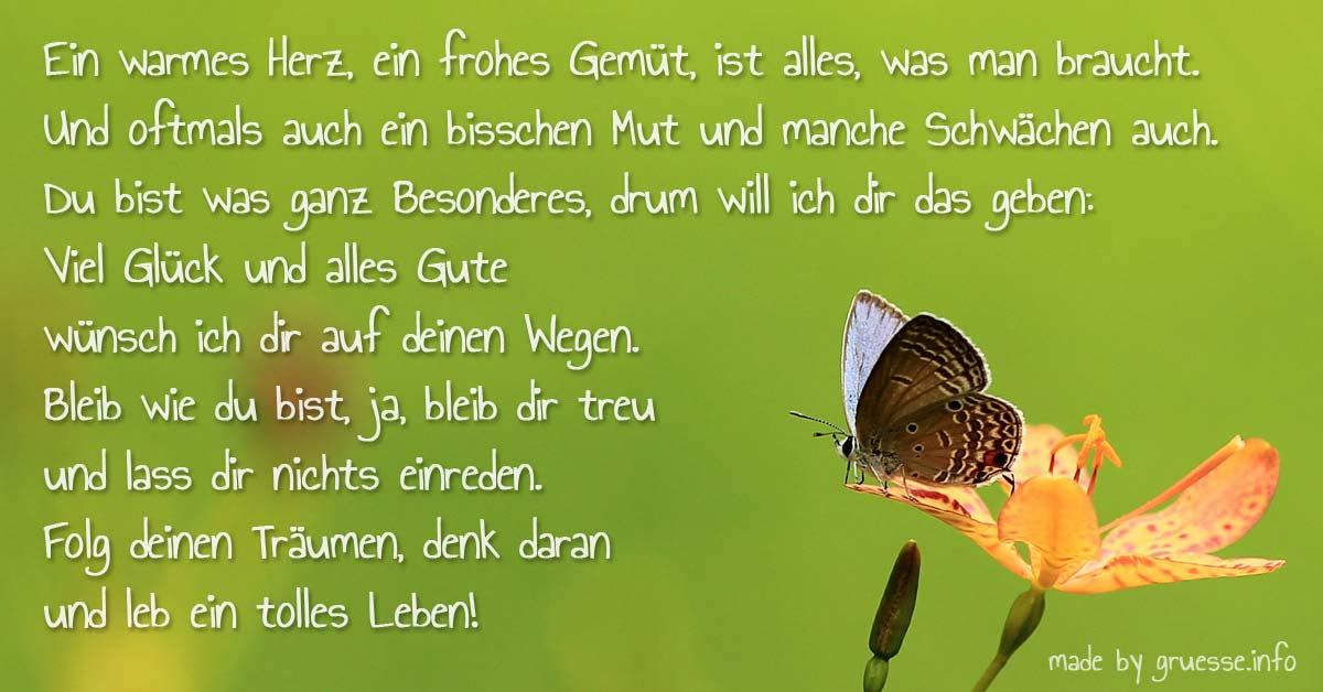 geburtstagsgedichte sch246ne gedichte zum geburtstag